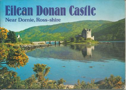 Eilean Donan Castle - Front Cover