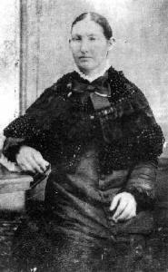 Catherine Sheather Ross nee McKenzie in later years