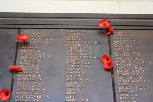 Ted Sheather - Australian War Memorial Honour Roll